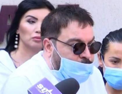 Mizeria lui Salam: după ce ieri s-a înghesuit fără mască la Duduieni, azi urlă că frati-su are Covid și spitalul nu joacă după cum cântă el manele