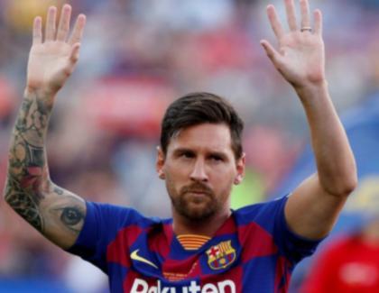 """Messi: """"Plec dea Barcelona ca să îi fac loc lui Florinel Coman!"""""""