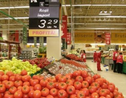 Roșii Turcia, cartofi Austria, usturoi China… La noi mai cresc doar prețurile și prostia!