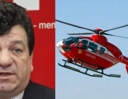 Ce dotări aveau spitalele pe vremea PSD-ului!Cum făceai o diaree, cum te luau cu elicopterul de la marginea țării și te duceau la București!