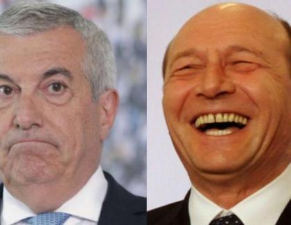 Băse râde de Tăriceanu: Eu şi la alcoolemie scot mai mult decât a scos el la alegeri!