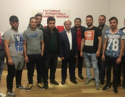 Tineretul PSD-ist din Teleorman - viitorul guvern al României!