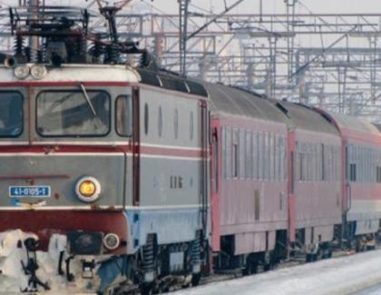 Trenul Arad-București a întârziat doar 24 de ore pentru că mecanicul știa o scurtătură!