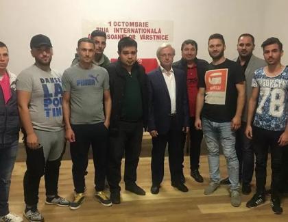Exercițiu de imagine: Tineretul PSD din Teleorman - vitori miniștriii și prim-miniștriii!