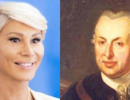 """Raluca Turcan după ce a aflat că Brukenthal s-a născut acum 300 de ani: """"Bravo lui că încă munceşte la vârsta asta! Alții nu vor nici până la 70!"""""""