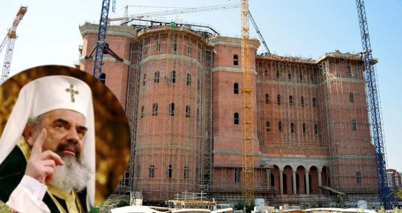 Catedrala Mântuirii Neamului va avea o aripă specială pentru săraci, unde acestora li se vor lua banii în