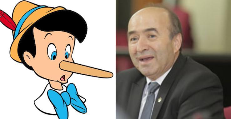 Copii, faza cu Pinocchio e depășită! Acum, dacă minți, îți cresc negi!