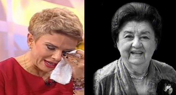 Patria ipocriților: O mai plângdouă zile pe Tamara Buciuceanu, apoi se întorc la Loredana Chivu!