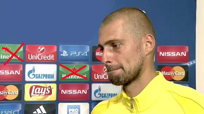 """Gabi Tamaș nu înțelege de ce a primit roșu: """"Eu comandasemalb, maxim roze!"""""""
