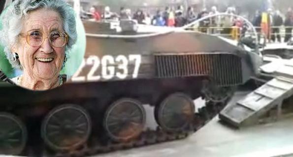 """Armata despre tancul stricat la defilare: """"L-am luat de la o băbuță din Germania, soră cu cealaltă băbuță care vinde Golfuri!"""""""