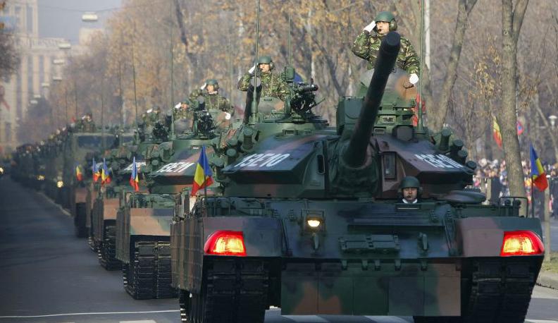 Ne pregătim de război: Armata și-a dotat tancurile cu lumini de avarie, că majoritatea nu merg!