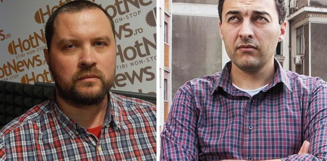 Tăpălagă și Pantazi au plecat de la Hotnews. Sperăm că domnul Dragnea e mulțumit acum!