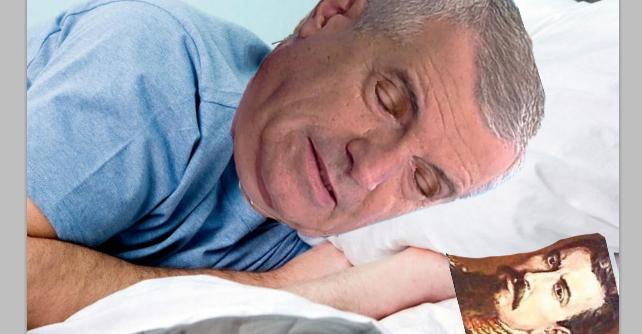 Politicienii care vor dormi la noapte cu poza lui Cuza sub pernă vor visa câtă puşcărie vor face dacă mai fură!