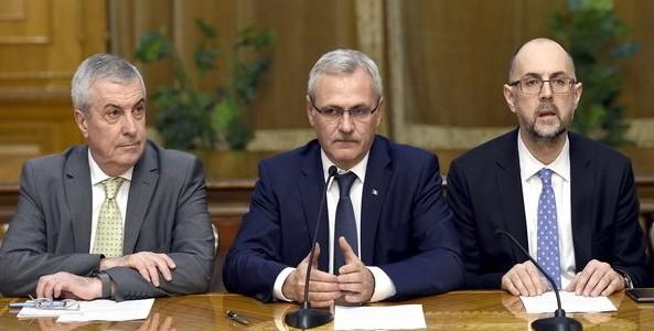 Majoritatea infracțională PSD-ALDE-UDMR a votat Codurile lui Ciordache.Așase facecurățenia de Paște la interlopi:se albesc dosarele în Parlament!