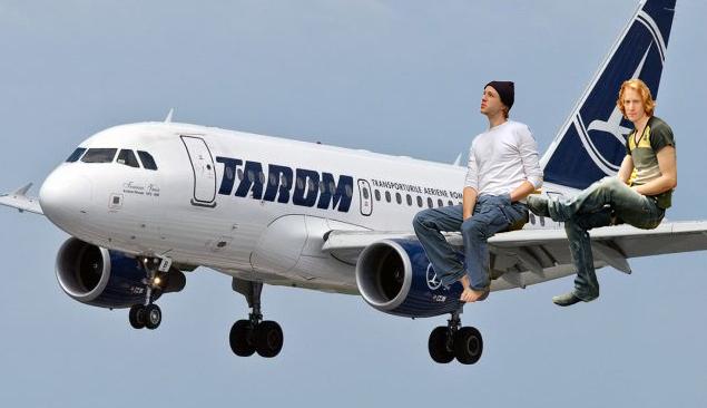 Reformă genială la TAROM: se vor vinde locuri și pe aripi!