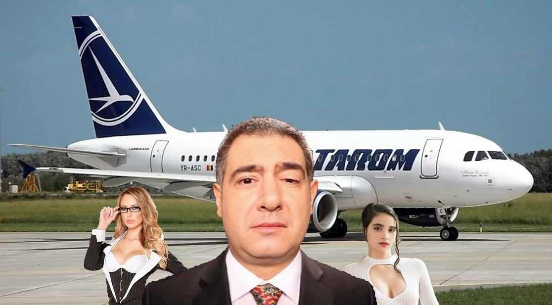 Directorii de la Tarom se plâng că nu se pot culca cu secretarele deoarece toate le sunt rude!