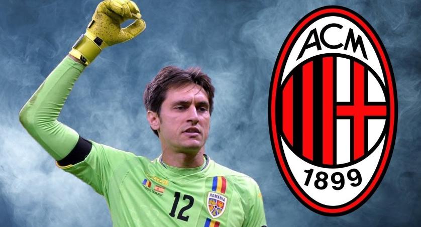 Se cunoaşte că a debutat Tătăruşanu la AC Milan:Gata cu scorurile italieneşti 0-0, 0-1. A început Tătă să ia câte 3, să fie spectacol!