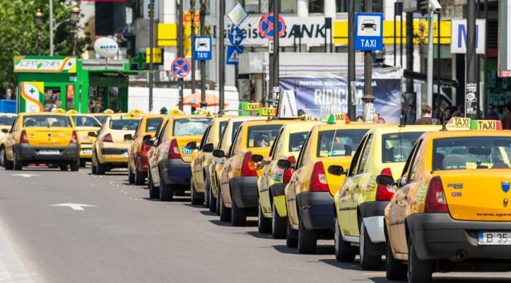 Efectul interzicerii Uber: juma' de București se află acum în Berceni, că acolo aveau treabă taximetriștii