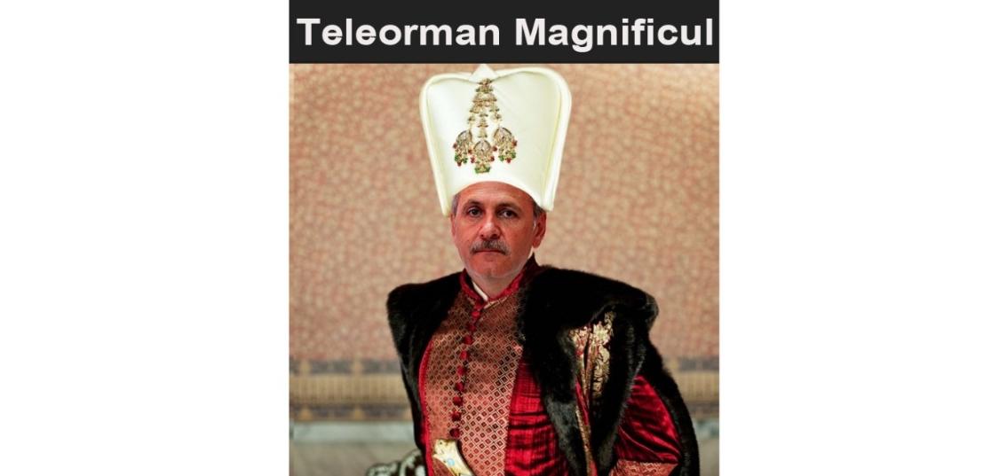 Țărănușul telenovelist: Dragnea oprea ședințele de partid ca să se uite la Suleiman Magnificul