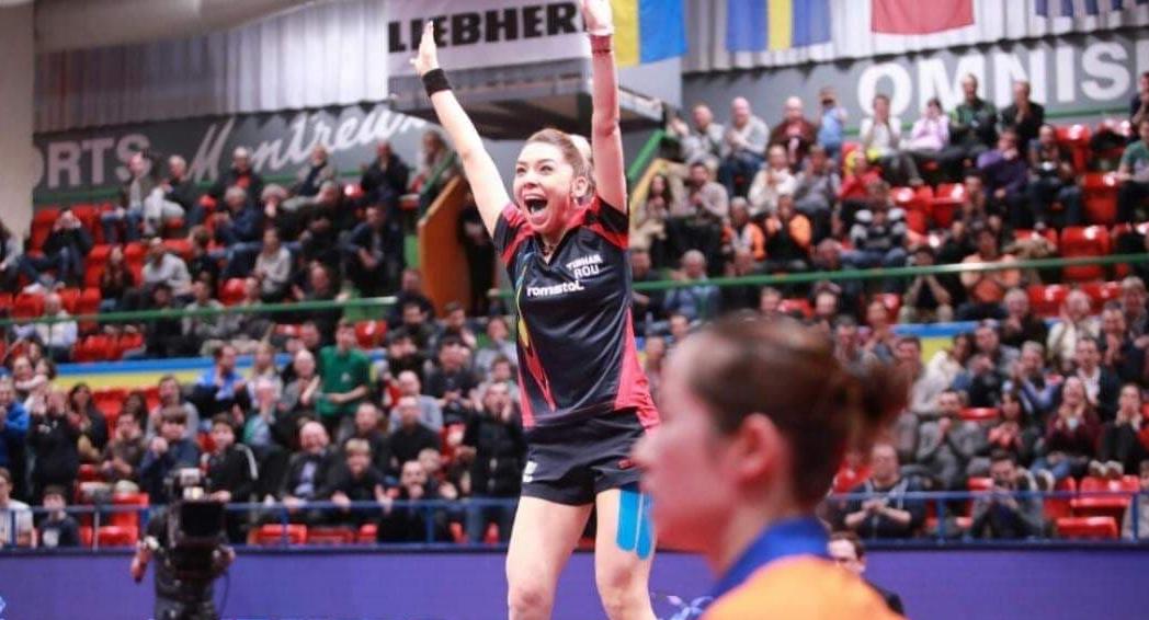 România, campioană europeană la tenis de masă! Bravo, fetelor! Sperăm că până la mondiale nu plecați şi voi înCanada!