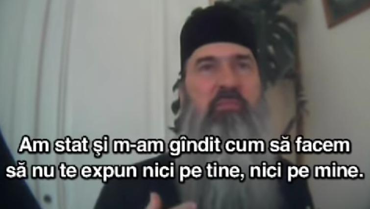 În atenția DNA: Teodosie Șpagoveanu luând șpagă ca să facăpopă un reporter!