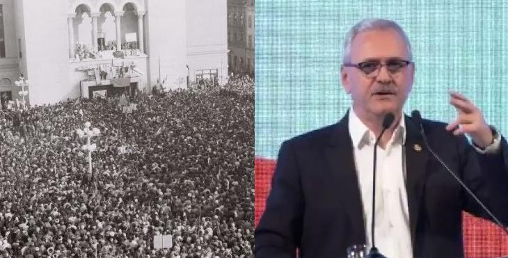 Acum 29 de ani a început Revoluția. Azi s-a reinstaurat dictatura. La mulți ani, România, oriunde ai emigra!
