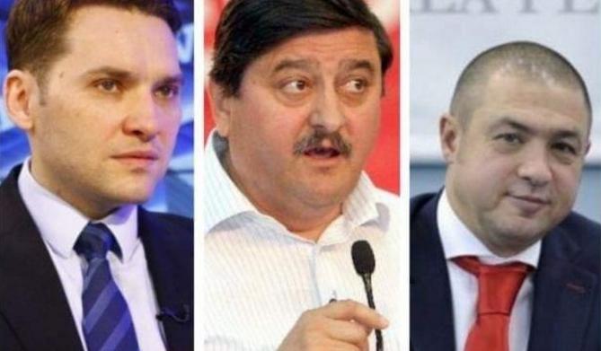 Tinerii frumoși și liberi ai PSD-ului!