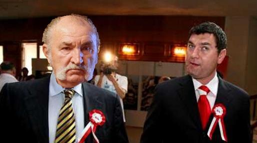Țiriac și Borcea vor prelua Dinamo și îi vor schimba numele în Two Stupid Dogs!