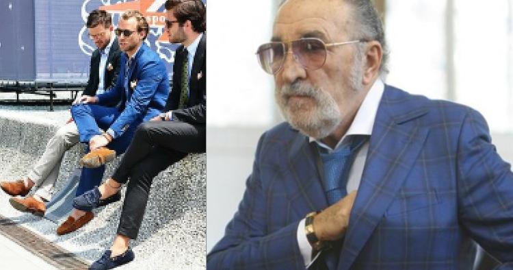 Pentru că nu mai are unde să îşi țină banii, Țiriac a cumpărat toți ciorapii din Bucureşti!