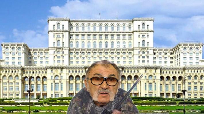 Vânătoarea de la Balc se va muta la Parlament!
