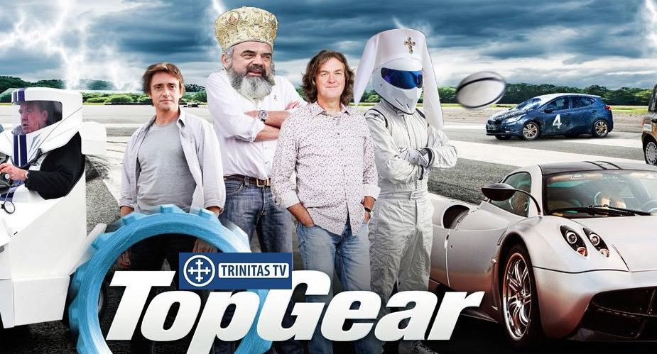 TrinitasTV, în negocieri avansate pentru a transmite emisiunea TopGear!
