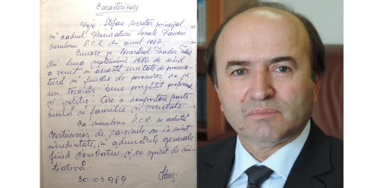 Asta-i România proștilor din eșalonul doi al lui Ceaușescu, România tovarășului propagandist Tudorel!