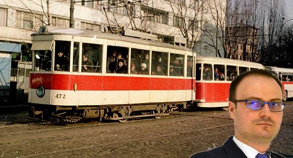 """Un tramvaidin anii 70 candidează la prezidențiale cu sloganul """"Am mai multe clase decât Cumpănaşu!"""""""