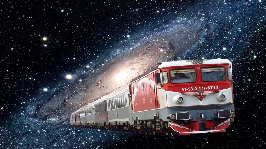 CFR lansează trenuri interstelare: Distanțele sunt atât de mari încât nici nu mai contează cât se întârzie!
