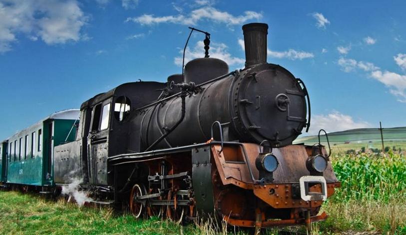 În apropierea Gării de Nord a fost descoperit un tren întârziat din Al Doilea Război Mondial!