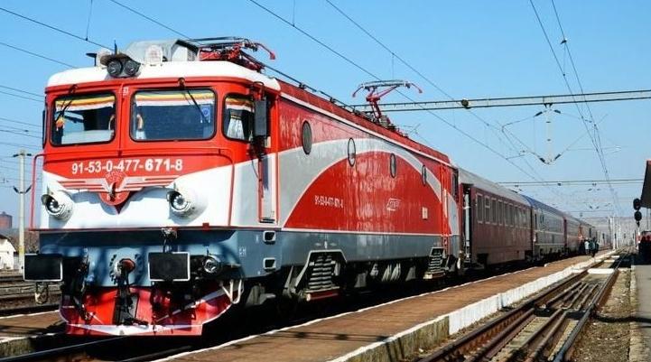 Trenul Timișoara-Constanța a ajuns la destinație după doar o zi pentru că mecanicul știa o scurtătură prin Bulgaria