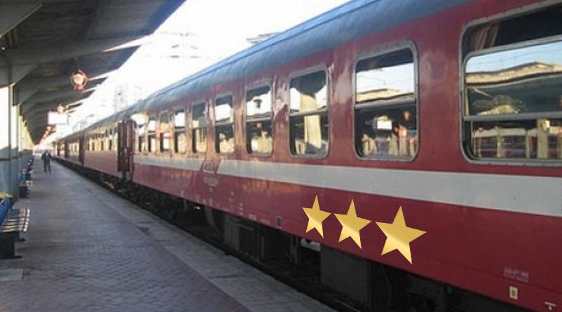 Pentru că turiștii petrec mai multe zileîn ele decât la hotel, trenurile CFR vor primi stele!