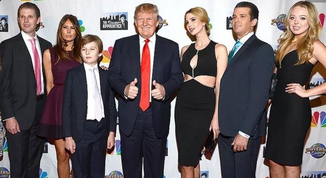 PSD le-o întoarce americanilor: Donald Trump şi copiii lui au interdicție în Teleorman!