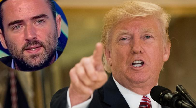 "Donald Trump i-a răspuns lui Pleșoianu: ""Marș la shit!"""
