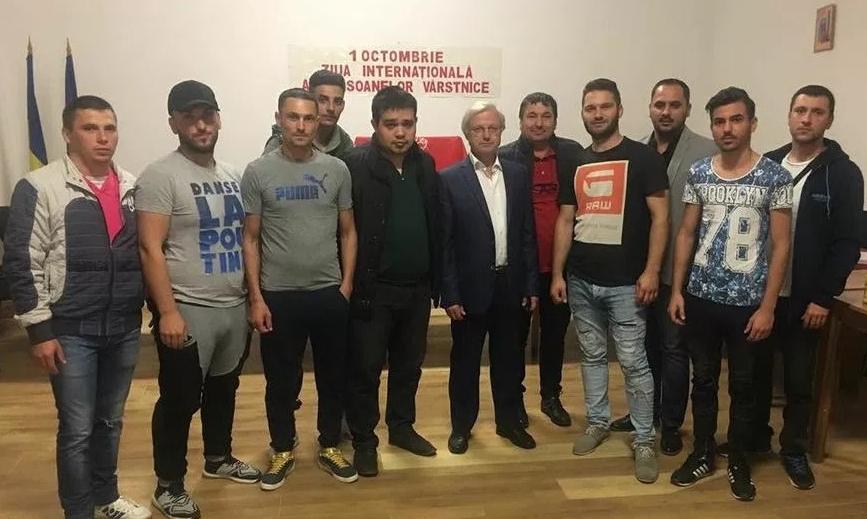 Tineretul PSD din Teleorman. Ăștia sigur nu vor emigra: ei sunt viitorii conducători ai României!