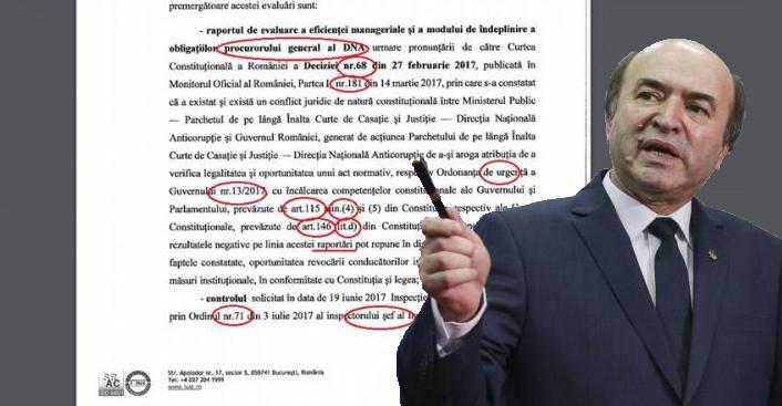 """""""Intelectualul"""" Tudorel Toader, impostorul agramat:10 greșeli gramaticale pe pagină!"""