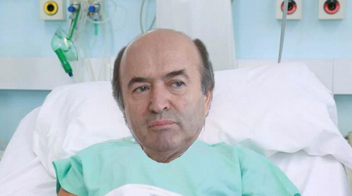 Tudorel Toader, internat în spital!Să-l interneze cineva lângă Dragnea, că sunt condițiimai bune decât în spitalele românești