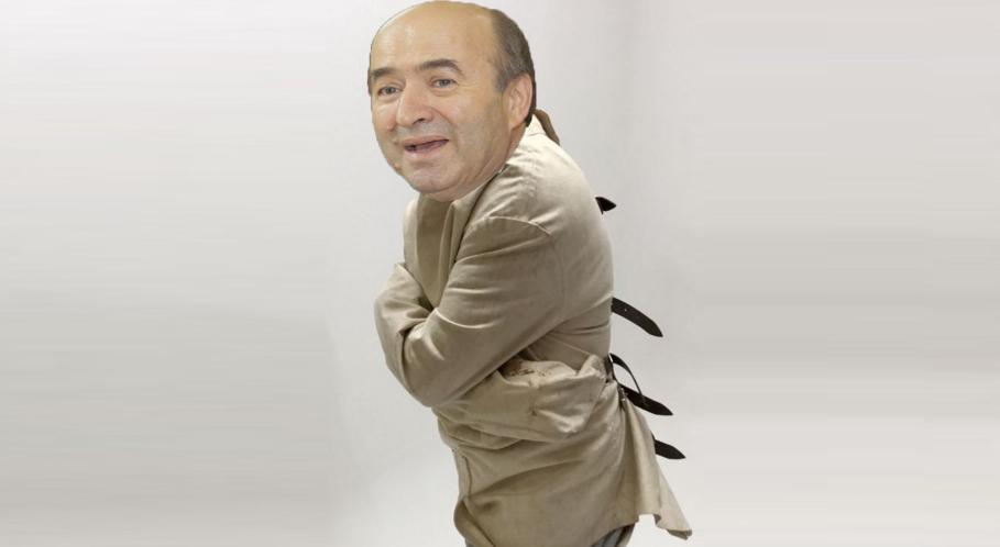 La Obregia a fost adus un diliu care se crede ministrul Justiției!