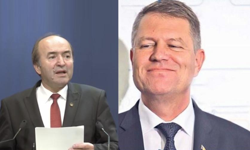 Iohannis nu îl demite pe procurorul general!Tudorele, fă ceva: ia-ți bilet spre Costa Rica!