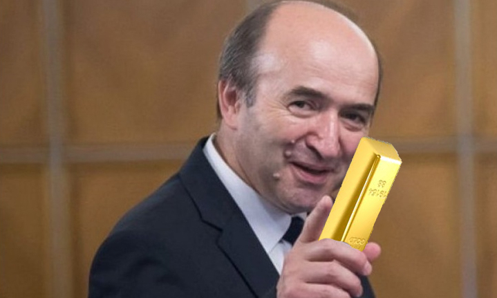 """Tudorel: """"Vom da câte un lingou de aur despăgubire la fiecare deținut!"""""""