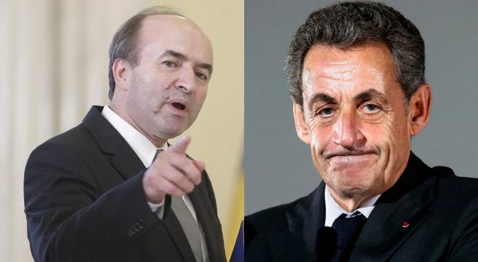 Sarkozy, reținut de statul paralel! Tudorel Toader cere revocarea Codruței Kovesi!