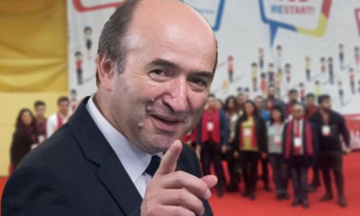 Guvernul lansează Programului PRIMUL FURT, pentru tinerii PSD-iști!