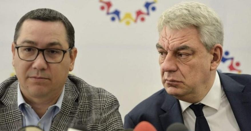 Mihai Tudose s-a întors în PSD! Când s-a trezit din mahmureală, l-a văzut pe Ponta lângă el şi a fugit acasă!