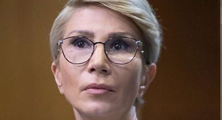 Raluca Turcan, Cabinetul 2 al dictaturii de la Cotroceni