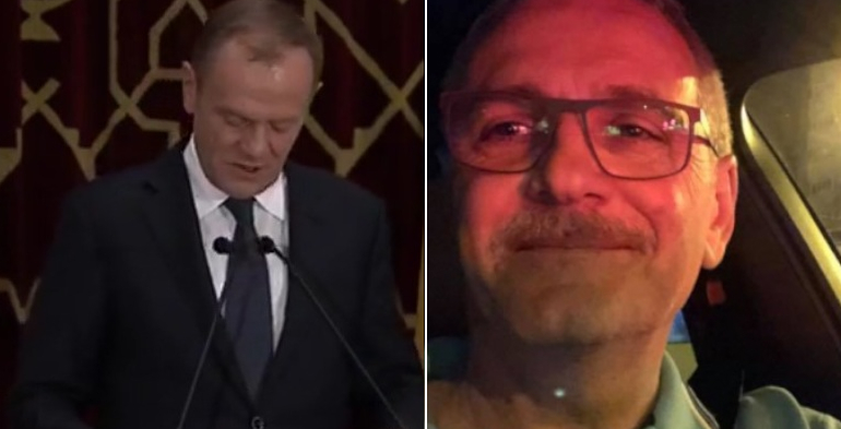 Ai lui Donald Tusk merg cu Dacia, ai lui Dragnea nu se dau jos din BMW. Das România!